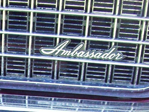 163 (AMC) Ambassador Badge