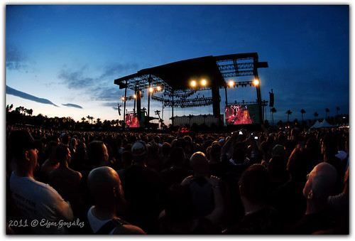 Slayer at The Big 4 Festival (Metallica, Slayer, Megadeth. Anthrax)