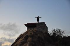 Jamie, First Bunker (XJCreations) Tags: sunrise hawaii oahu hiking lanikai bunkers pillboxes kawiaridge