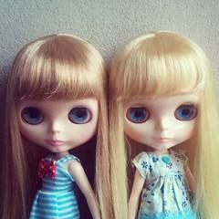 Lila & Maida