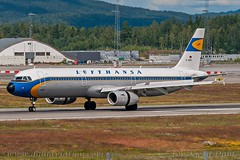 "D-AIDV, Lufthansa, Airbus A321-231 - cn 5413.""Retro"" (dahlaviation.com) Tags: oslo norway airplane aircraft aviation airplanes spotting osl gardermoen aircrafts planespotting engm"