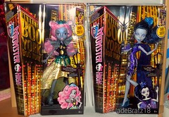 New Dolls 28.07.2016 (JadeBratz18) Tags: mh monsterhigh monster high boo york buh elle eedee mouscedes king doll dolls