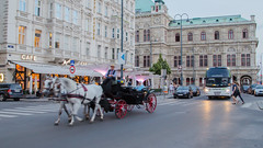 Week 30/52:2016 by PhotoWalk, Dublin - Out of Focus - DSC_0187 (John Hickey - fotosbyjohnh) Tags: 2016 july2016 travel vienna 52weekproject 52weeks landscape streetscape horsedrawncarriage horses austria tourism historic culture history nikon nikond5100
