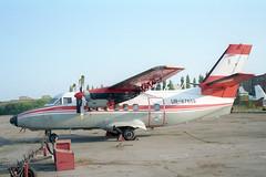 UR-67659 LET L-410UVP-E Turbolet (pslg05896) Tags: kgo ukkg kirovograd ukraine kirovohrad ur67659 let l410 turbolet