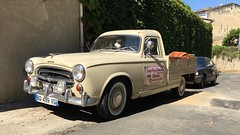 Peugeot 403 (frankrolf) Tags: 403 castillonlabataille peugeot403