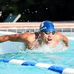 BHS Varsity Swimming vs RVHS scrimmage 8-15-16