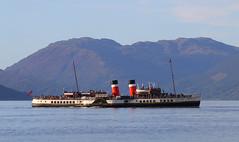 P.S. Waverley (ufopilot) Tags: waverley rothesay bay bute scotland clyde