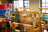 (RAIL REED & weaving) Tags: weaving weavers looms summercourses weavehackers