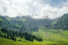 Mountain Scenery (Gr@vity) Tags: mellau vorarlberg österreich pentax k1 landscape landschaft berge mountains clouds