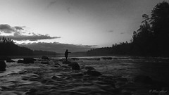Nights are getting darker (Masi Hast) Tags: flyfishing