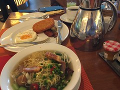 Breakfast - Shangri-La Hotel, Bangkok (waoxwao) Tags:  bangkok  shangrila hotel shangrilahotel   breakfast