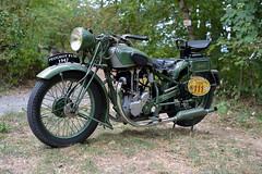Peugeot P135 1947 350cc OHV (Michel 67) Tags: peugeot moto motorcycle motorbike motorrad motocicleta motocicletas motociclette motocicletti ancienne classic classik clasica antigua vecchia vintage