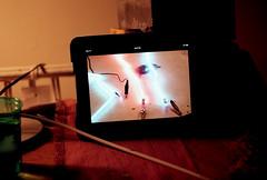ipad / neon / nikon fm2 (bluebird87) Tags: ipad kodak ektar 100 film dx0 c41 epson v600 nikon fm2 colors neon