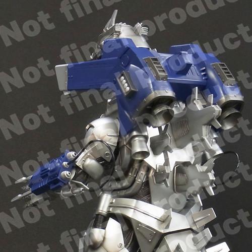3式機龍 (重武裝型) ゴジラ×メカゴジラ版  機械哥吉拉 重武裝版本