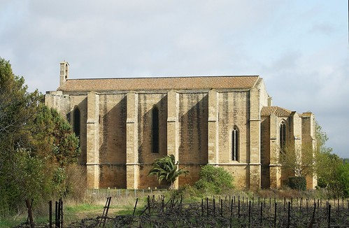 Loupian (Hérault), église Ste-Cécile (2)