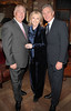 Christy O Connor Junior,Eithne Fitzpatrick and Eamonn Coughlan pictured at the US Fitzpatrick Hotels New York New Evening at Residence Private Members Club Dublin...Picture
