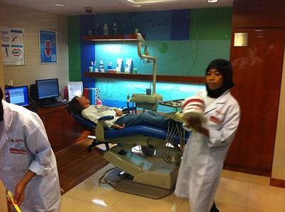 Kidzania Dentist