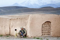 Afghanistan chat (The U.S. Army) Tags: afghanistan ghazni