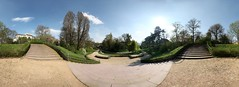 Geschwister - Scholl - Park im April - 360 (diwan) Tags: city sky panorama canon germany geotagged deutschland eos place stitch himmel magdeburg stadt landschaftspark panoramix 2012 360 fotogruppe saxonyanhalt sachsenanhalt spiegelreflexkamera canoneos450d microsoftimagecompositeeditor spivpano geschwisterschollpark fotogruppemagdeburg kniginluisegarten johanngottliebschoch geo:lon=11636315 geo:lat=52141120