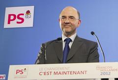 Министр финансов Франции Пьер Московиси