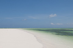 Sand beaches (Illume Creative Studio) Tags: africa blue beach coast sand kenya indianocean tropical lowtide malindi eastafrica oceanindien shallowwaters