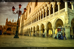 San Marco (5 Minutes Away) Tags: travel venice sunset vacation italy art beautiful fun high amazing interesting san italia artistic 5 unique quality awesome great away divine explore international exotic stunning marco unusual charming foreign venezia minutes interessant spektakulr 5minutesaway