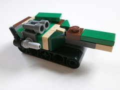 'Panther' MBT (The Legonator) Tags: lego military micro 2012 faction microscale lmabc