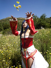 Ahri 012 (ThertiusFyD) Tags: 2 love cosplay gaming online legends league ahri love2cosplay