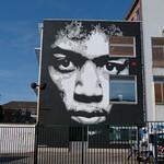 Jimi Hendrix - La Louvière (Belgium) - May 2012