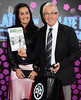 Stephen Roche and Guest The 50th Anniversary of 'The Late Late Show' at RTE Studios Dublin, Ireland