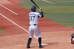 DSC04380 (shi.k) Tags: 横浜スタジアム 横浜ベイスターズ 120608 イースタンリーグ 桑原将志