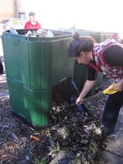IMG_6510 (TheCCWorld) Tags: farmers market kingston workshop compost mandarins moreland
