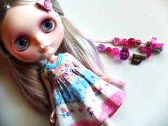 Candy Blossom for Blythe Fest
