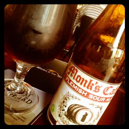 Monk's Cafe Flemish Sour Ale @wobcoconutcreek