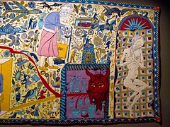 IMG_3754 Italy Venice Tapestry (Dave Curtis) Tags: venice italy canon pentax tapestry g11 2011