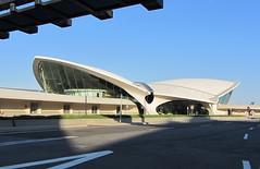 TWA Flight Center (Sean_Marshall) Tags: nyc newyork airport terminal jfk twa eerosaarinen terminal5 transworldairlines