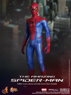 Hot Toys - MMS179 - 蜘蛛人:驚奇再起: 1/6 蜘蛛人