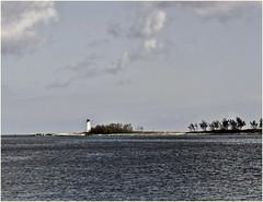 Nassau Bahamas seascape (praline3001) Tags: ocean lighthouse seascape landscape caribbean bahamas nassau royalcaribbean thegalaxy allureoftheseas canonrebel3ti