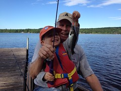 trip lake fish water work kid fishing bass live maine fresh canoe hook lure sonin juhan juhansonin stephenclapp udosonin