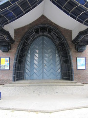 Berlin - Kreuzkirche Schmargendorf (stephan200659) Tags: berlin church kirche chiesa eglise schmargendorf kreuzkirche evangelisch 20120705berlin evangelischekreuzkirche