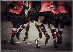 Sword Dance (FotoFling Scotland) Tags: scotland edinburgh kilt edinburghcastle esplanade kilts dunblane upkilt queenvictoriaschool