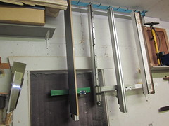 My Table Saw Fence Rack - 04