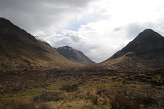 Glencoe (ToddP99z) Tags: uk travel tourism clouds landscape scotland unitedkingdom a82