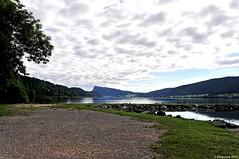 Un lac... un ciel... (Diegojack) Tags: lac paysages vallée joux