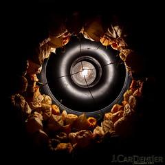 Spyralight (LuxOmnium) Tags: light art ampoule lumiere spirale abstrait univers oeillet spyral