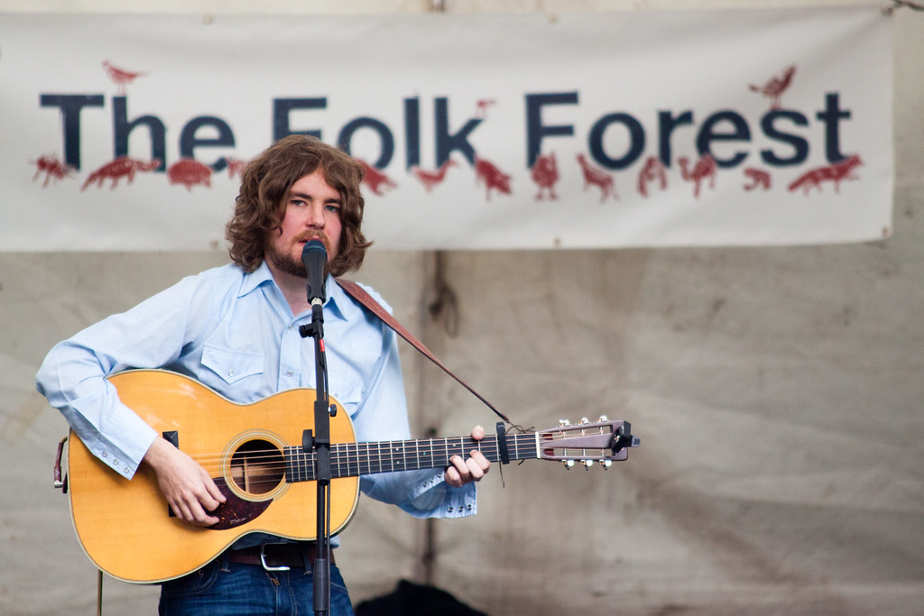 Simon Butler - Mike Hughes - Folk Forest - Saturday