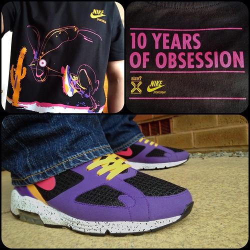 c1a0bd4ac996 Nike Lunar 180 x Size   ACG  10th Anniversary Release ...