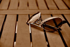 Shades - Explored! (@mons.always) Tags: reflection sunglasses sepia nikon shades d90
