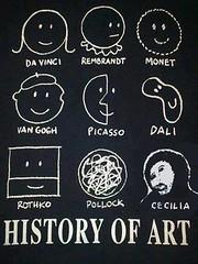 History of Art (Dona Minúcia) Tags: spain restoration restauração historyofart históriadaarte ceciliagimenez cristodeborja