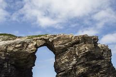 Texturas III (villacisla) Tags: playadelascatedrales lugo textura canon spain espaa galicia texturas arco arquitectura arquitecture naturaleza mar sea